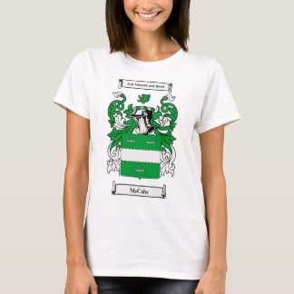 McCabe Coat of Arms T-Shirt