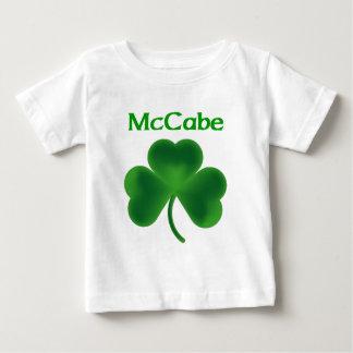 McCabe Shamrock Baby T-Shirt