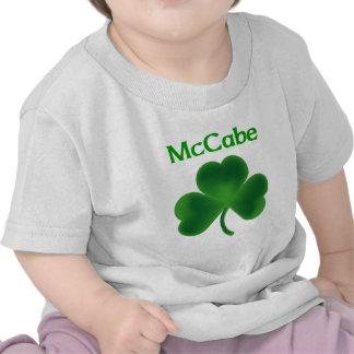 McCabe Shamrock T-shirts