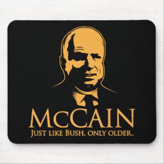 mccain2 mouse pad