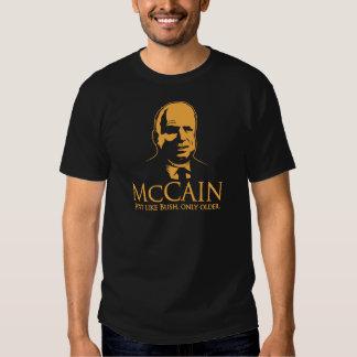 mccain2 t shirt