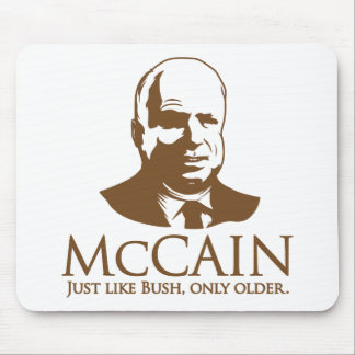 mccain4 mouse pad