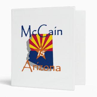 McCain 2010 Avery Binder