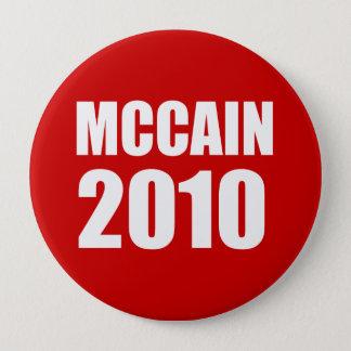 MCCAIN 2010 BUTTON