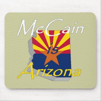 McCain 2010 Mousepad
