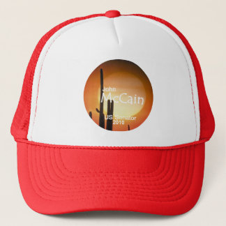 McCain Arizona Senate Hat