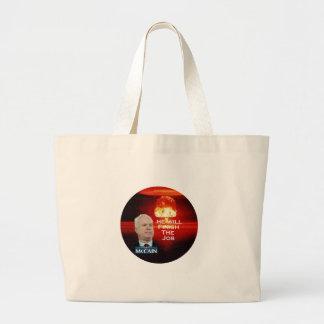 McCain Atomic Bomb Bag