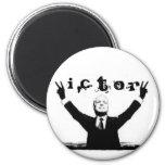 McCain cartoon magnet Magnets
