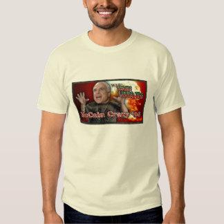 McCain Crazy '08 T-Shirt! T-shirt
