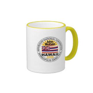 McCain HAWAII RNC Mug