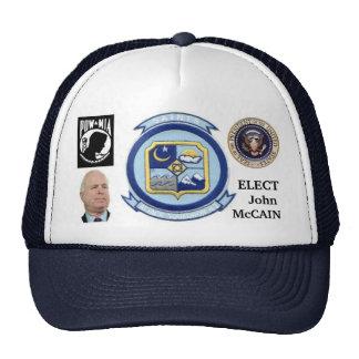 McCain Hero Hat