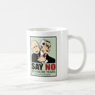 McCain is Bush in Disguise. Coffee Mug