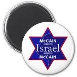 McCain ISRAEL apoya el imán