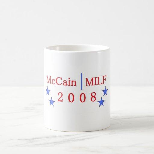 McCain/ MILF mug