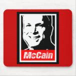 MCCAIN MOUSE PAD