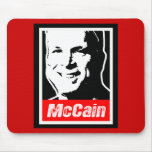 MCCAIN MOUSE PADS