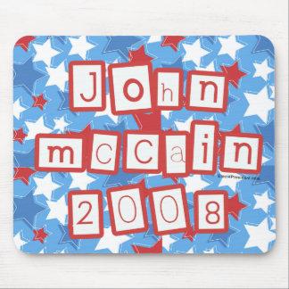McCain Mousepad 2008
