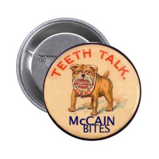 McCain muerde el botón