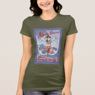 McCain Navy Pinup Woman's Shirt