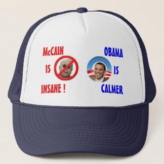 McCain / OBama Hat