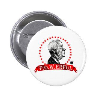 McCain P.O.W. Buttons