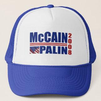 McCain Palin2008 Hats