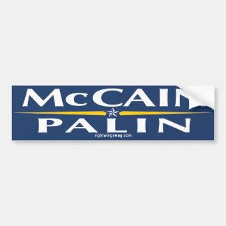 McCain Palin 08 Bumper Sticker