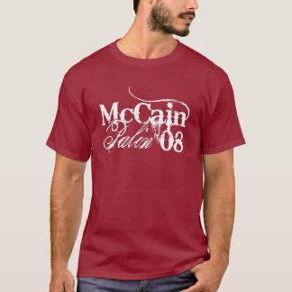 McCain Palin 08 Dark T-Shirt