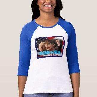 "McCain/Palin ""08"" T-Shirt"