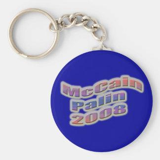 mccain palin 2008 key chains
