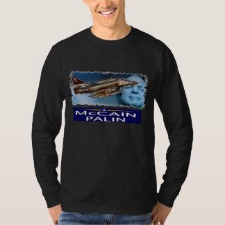 McCain/Palin Basic Long Sleeve Shirt