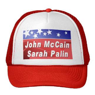 McCain / Palin Trucker Hat