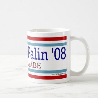 McCain Palin Molon Labe Mug