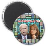 McCain/Palin Mosaic Magnet Magnets
