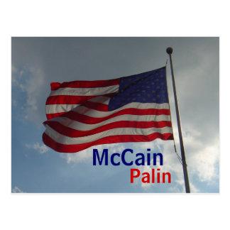 McCain / Palin Postcard