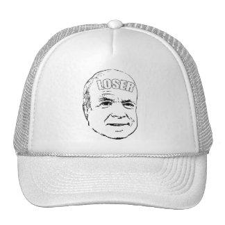 ¡McCain perdió Gorro