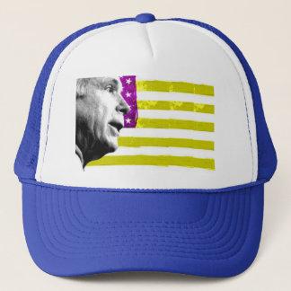 McCain Pop Art Flag Hat