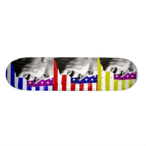 McCain Pop-Art Skateboard Deck