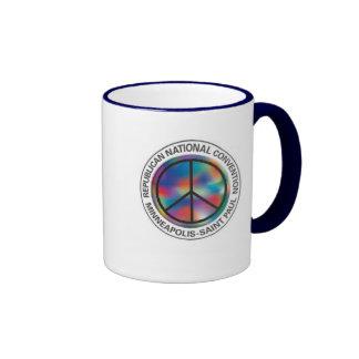 McCain RNC PEACE Mug