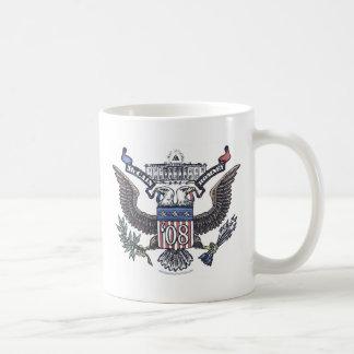 McCain Romney 2008 Classic White Coffee Mug