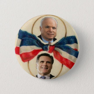 McCain /Romney Button