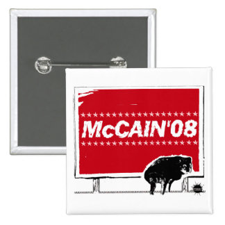 McCain-sign Button