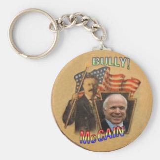 McCain TR Keychain