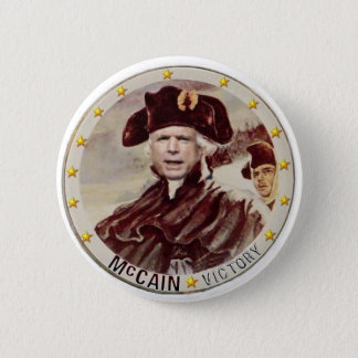 McCain Valley Forge Button
