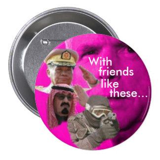 McCain's Lobbyist-Friends Button