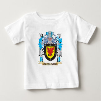 Mccalister Coat of Arms - Family Crest Tee Shirt