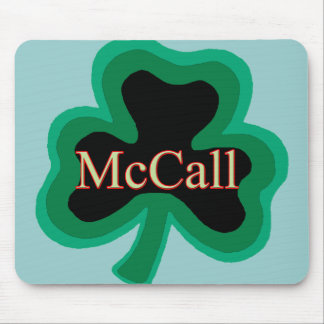 McCall Family Mouse Pad