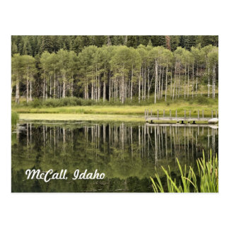 McCall, Idaho Postcard