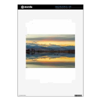 McCalls Lake Reflections iPad 2 Skin