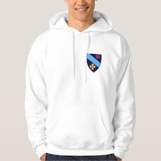 McCAMPBELL Crested Hoodie